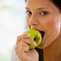 Kilogrami, mrsavljenje, jabuka, koza