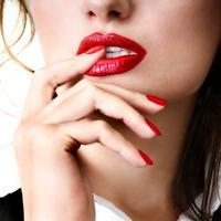 ruz, ruz za usne, crveni ruz, sminka, make up, biseri