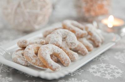Vanilin kiflice - omiljeni blaganski kolačići