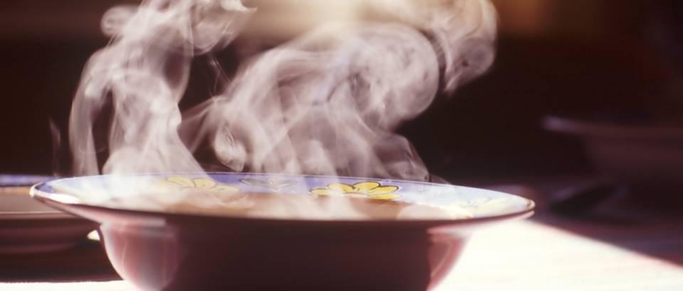 Vruca juha