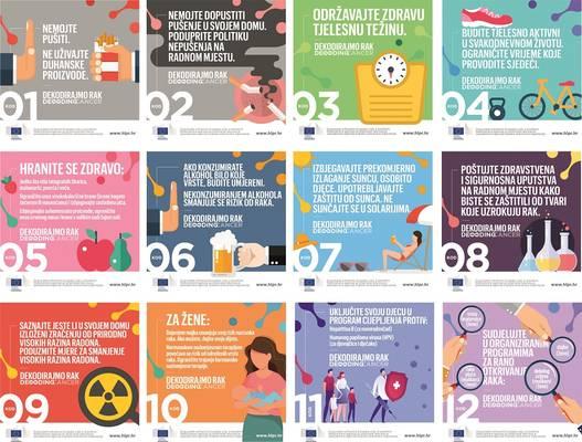 12 kodova protiv raka