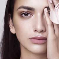 koza oko ociju, kontaktni dermatitis