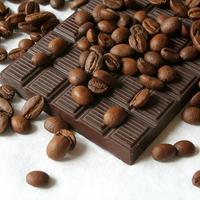 cokolada, kava