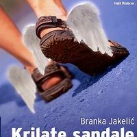 Krilate sandale
