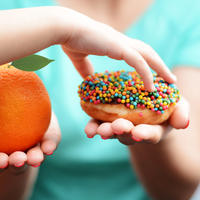 dijabetes, krafna, naranča