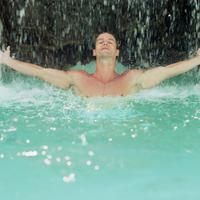 Wellness, spa, voda