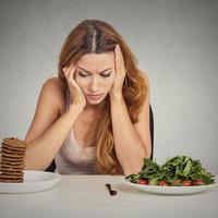 Stres apetit shutterstock