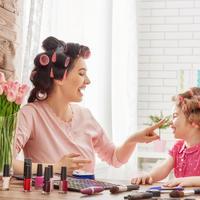 mama, kci, obitelj, Shutterstock 393892591
