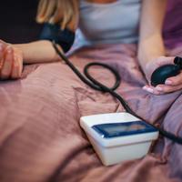 krvni tlak, povisen tlak ujutro