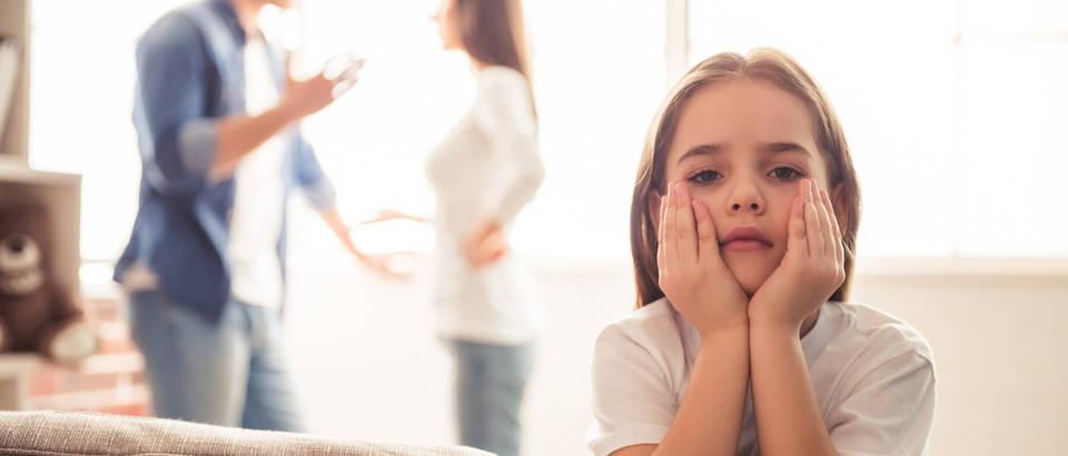 problemi u braku, razvod, djeca i razvod