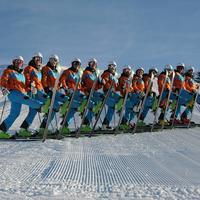 Davor Puhak škola skijanja Hrvatski demo team