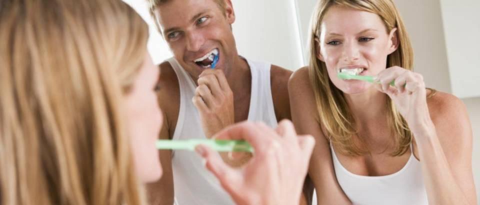 pranje zubiju
