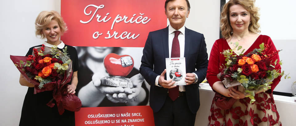 Rosie Kugli, Ivana Portolan Pajić i Davo Miličić