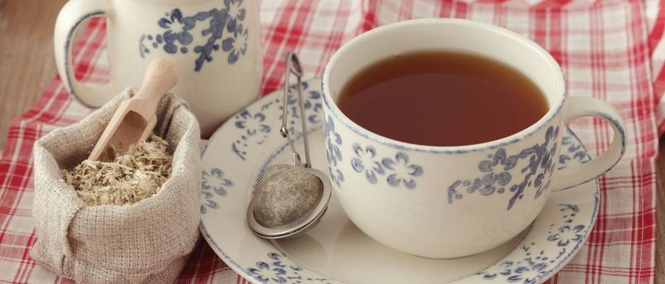 čaj od sljeza