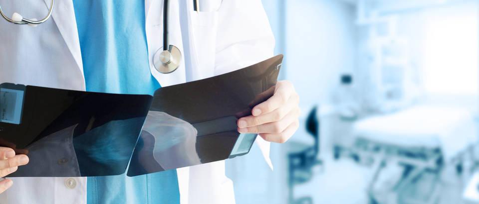 Liječnik nalazi mamografija shutterstock 289309211