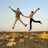 Sreca, jesen, ljubav