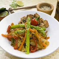 vegetarijanstvo  tanjur hrane