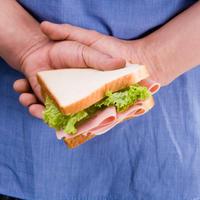 debljina, debeli muskarac, sendvic, tajna