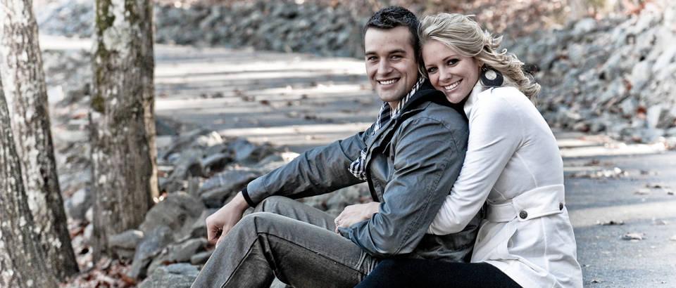 zaljubljeni par, Shutterstock 109895567