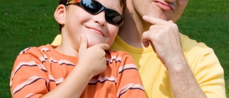 otac i sin, suncane naocale, frajeri