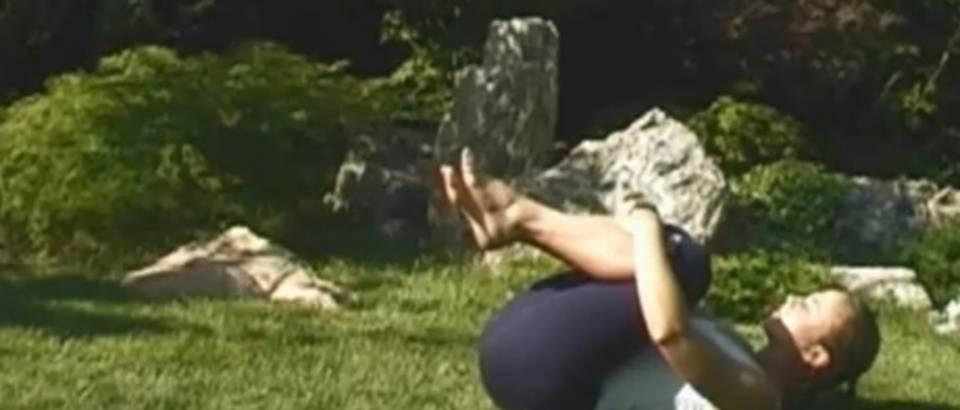 vjezba za trbuh i leda, medical yoga