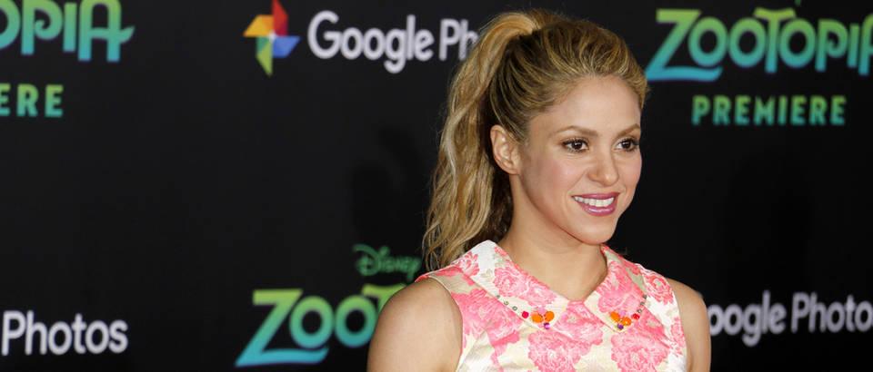 Shakira shutterstock 378317059
