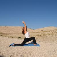 Iva Solarevic, joga
