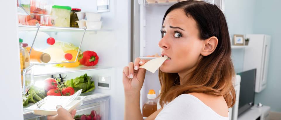 ovisnost o hrani