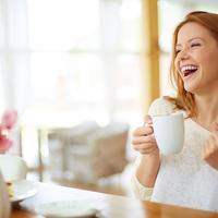 kava, smijeh, shutterstock