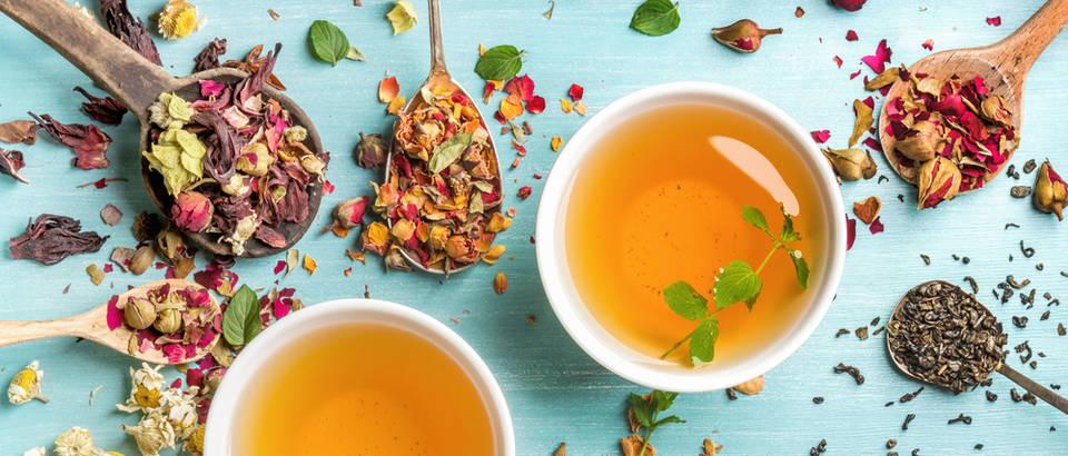 mjesavina čajeva, caj, Shutterstock 450374944