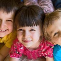 sretna djeca
