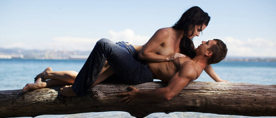 seks, par, more, Shutterstock