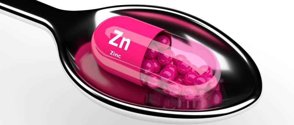 zink, cink, Shutterstock 415188481