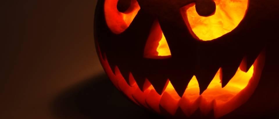 Halloween, Noc vjestica, bundeva