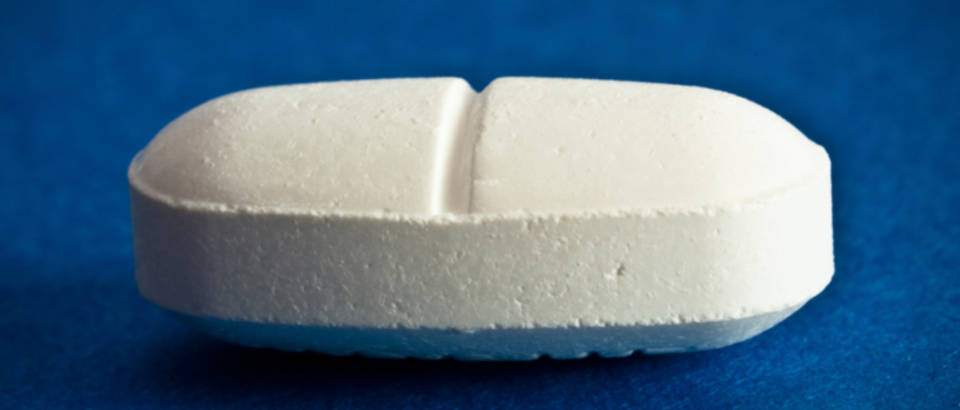 Antibiotik, tableta