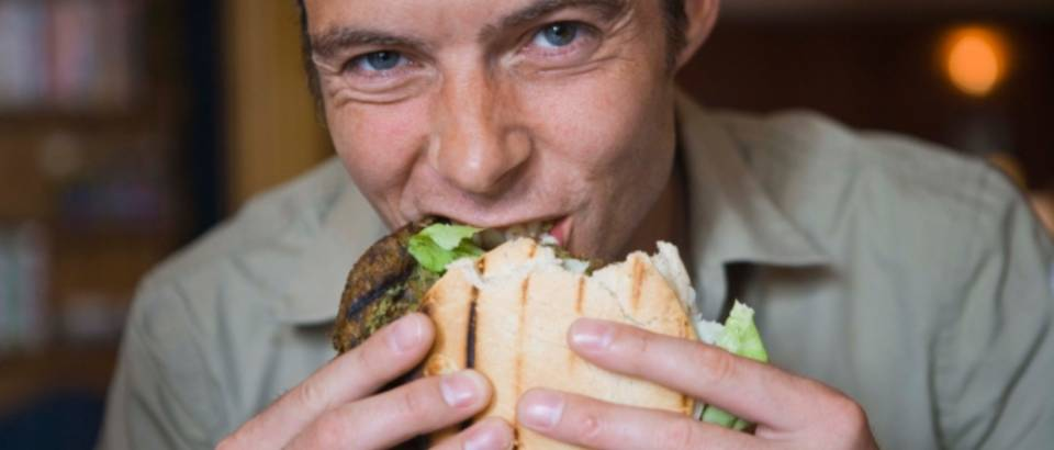 Junk, hamburger, nezdrava hrana