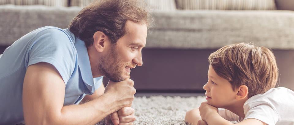 otac i sin, Shutterstock 523948342