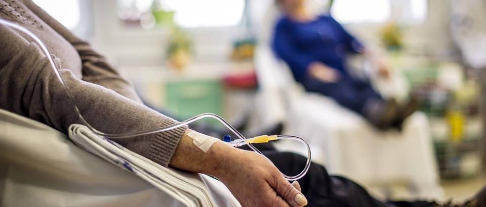 Kemoterapija rak bolest pacijent shutterstock
