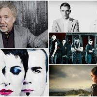 tom jones, rammstein, hurts, sade, the human league