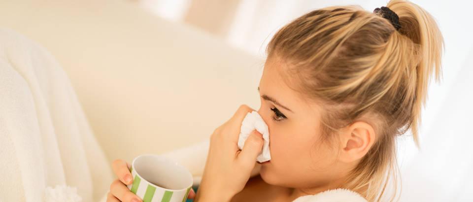 Prehlada gripa alergija shutterstock 519565909