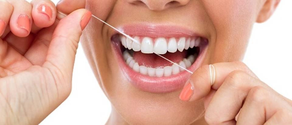 Traka za izbeljivanje zuba