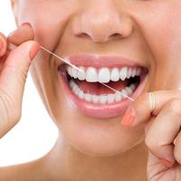zubi, zubni konac