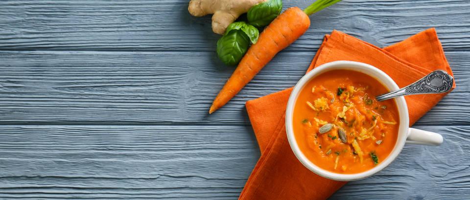juha od mrkve, Shutterstock 680005093