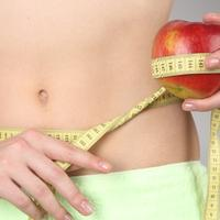 mrsavljenje, dijeta, struk, jabuka, traka za mjerenje
