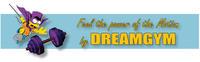 dream gym logo