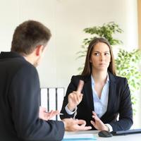 šef odabir ne šefica odbijanje shutterstock 453518302