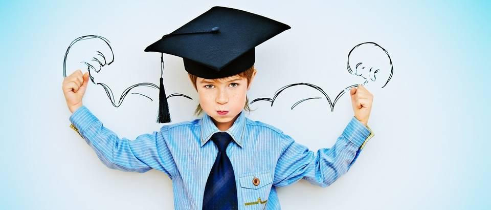 dijete uci, skola, shutterstock