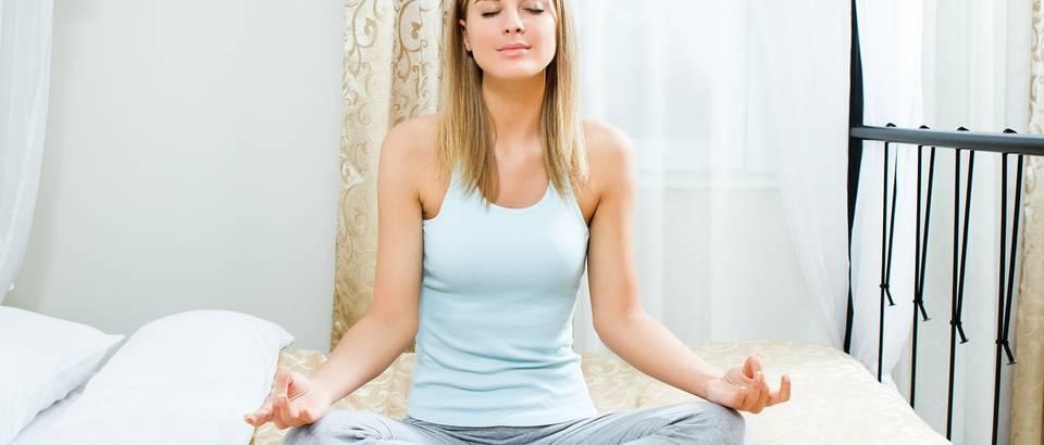 joga, disanje, duboko disanje, shutterstock