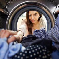 pranje rublja, rublje, masina