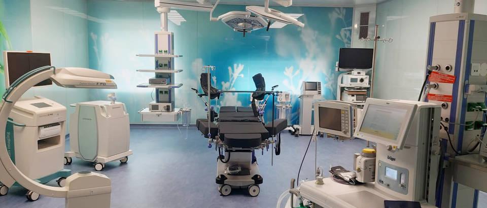 RCZ   operacijska dvorana za hibridnu kirurgiju
